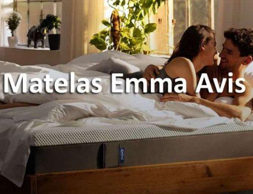 Avis complet Matelas: Marque Emma