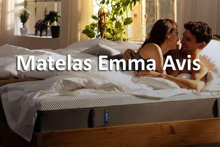 Avis matelas Emma